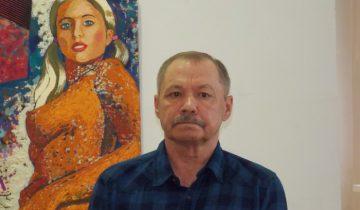 Крошкин, Витебск, живопись