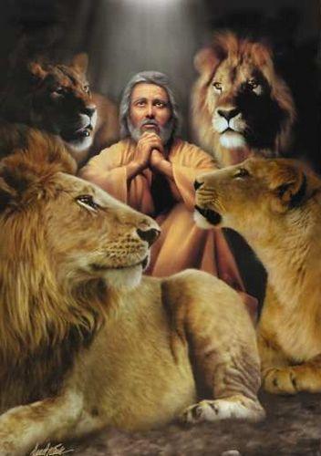 Даниил,Библия, пророки, астрология, лев, Корженевский