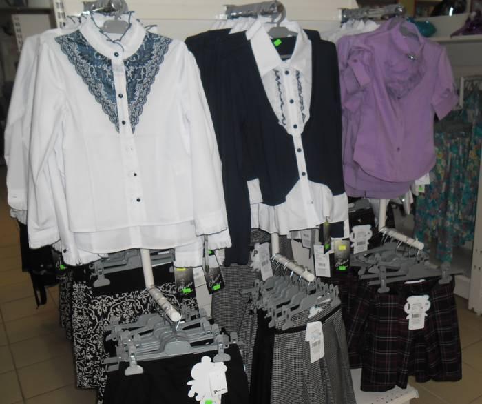 витебск, магазин детской одежды, школьная форма