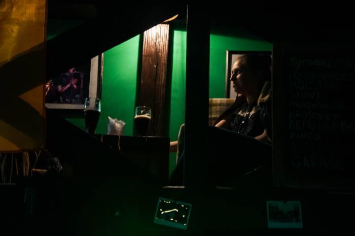 Утульнае месца для сяброў. Фота Анастасіі Верас