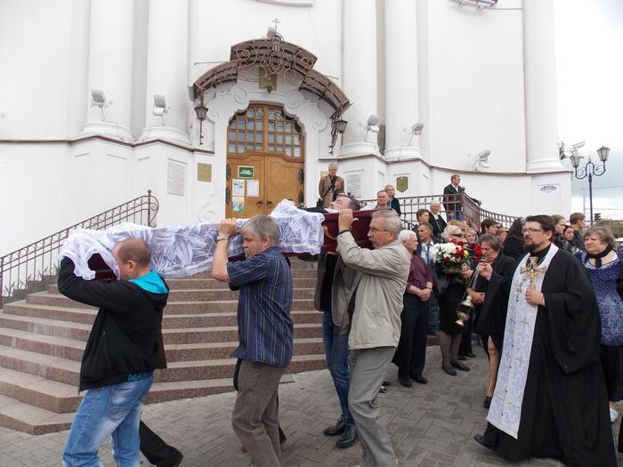 процессия, Каврпан, Витебск, Корженевский