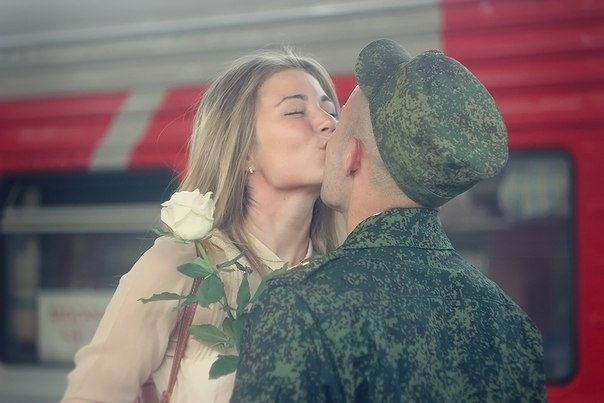 армия, дембель, любовь