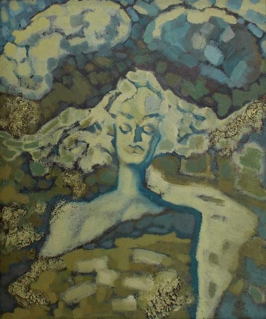 Лебедко, живопись, сновидение, Корженевский
