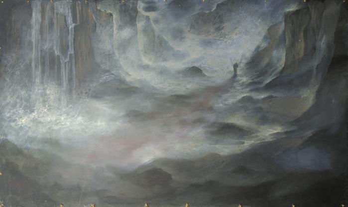 Вышка, живопись, мистика, мистицизм, Корженевский