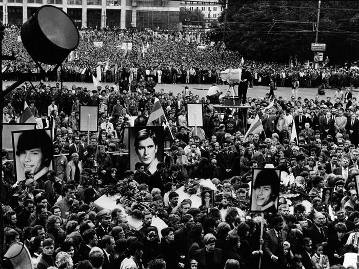 август 1991 СССР