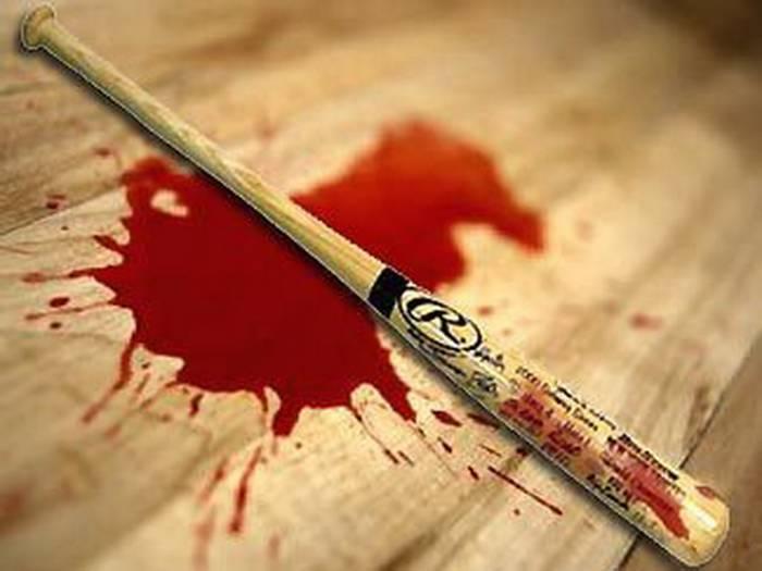 Бита стала оружием убийства в Витебске. Фото rrnews.ru