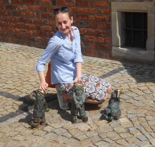 Ольга Васильева. Фото из личного архива Ольги