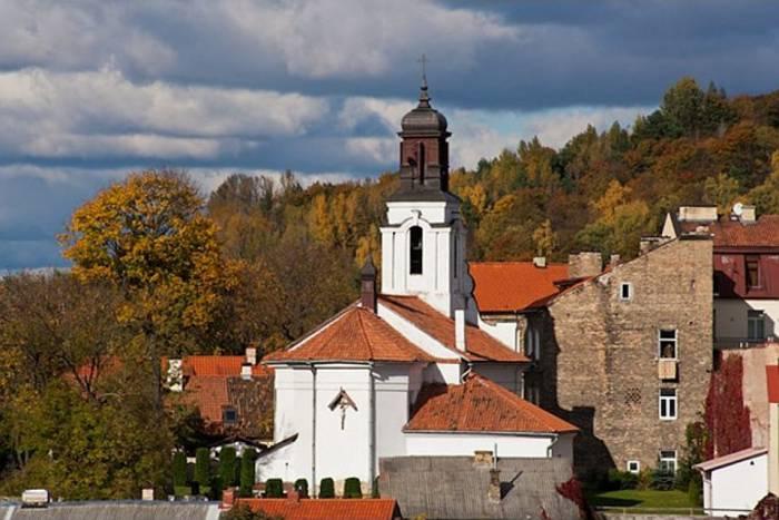 Костёл святого Варфоломея в Вильнюсе. Фото: kp.by