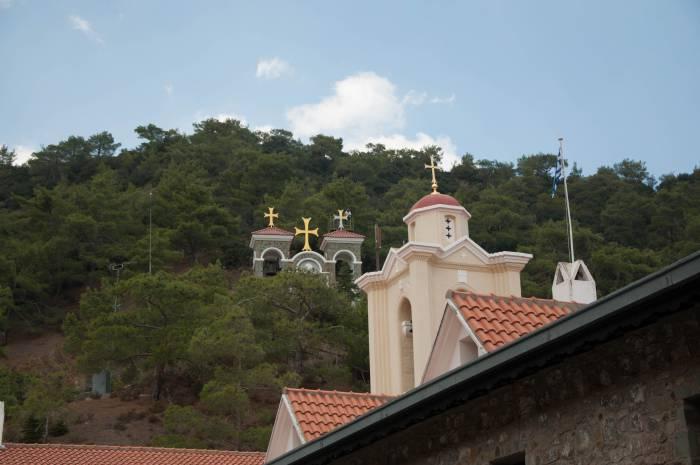 Часовня Кикского монастыря. Фото Анастасии Вереск