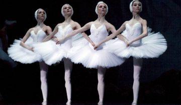 балет Лебединное озеро