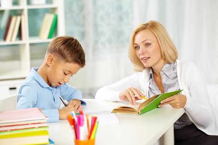 Индивидуальные уроки считаются самыми эффективными. Источник materinstvo.ru