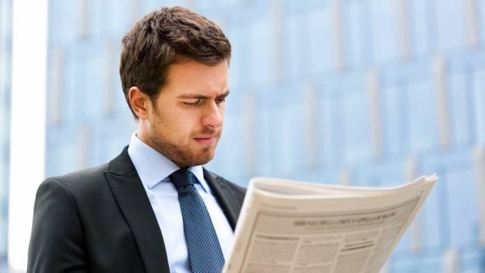 газета, новости