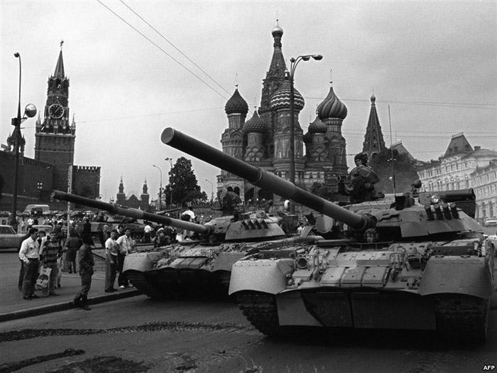 танки 1991