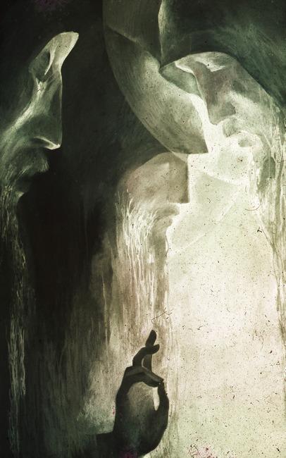 Вышка, монахи, мистика, мистицизм, Корженевский