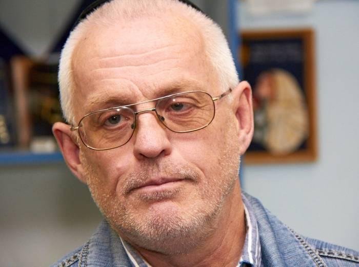 Директор ООО «Рубикон» Виктор Фарбер