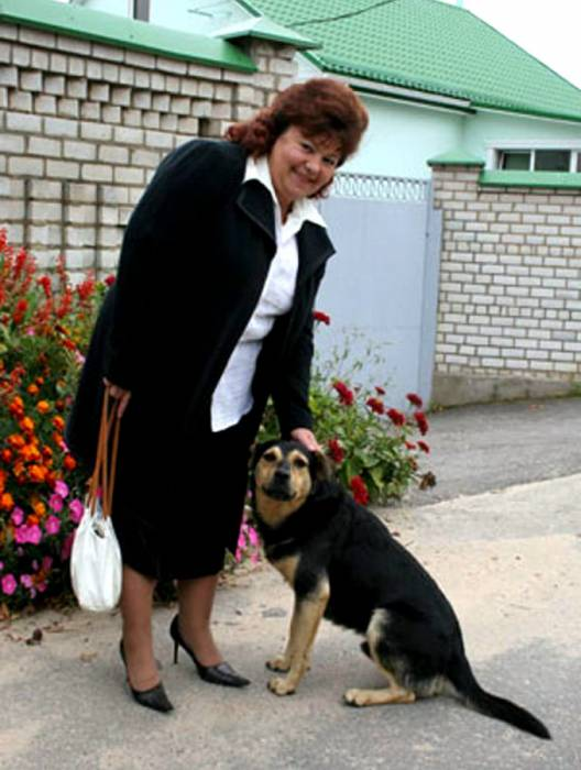 Галина Лукашенко