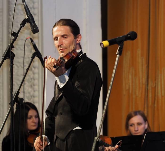 филармония скрипач