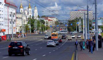 улица Ленина площадь Победы