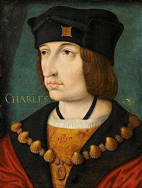 Фото: Карл VIII Любезный Источник: wikipedia.org