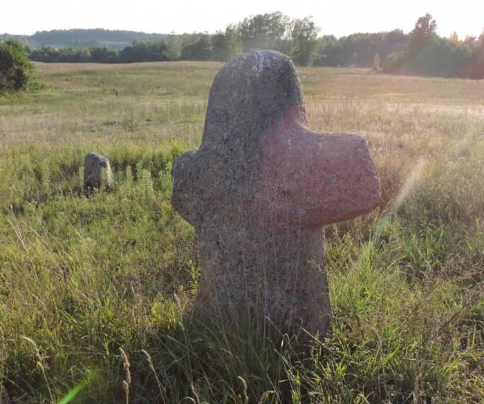 каменные кресты, торонковичи, лепель
