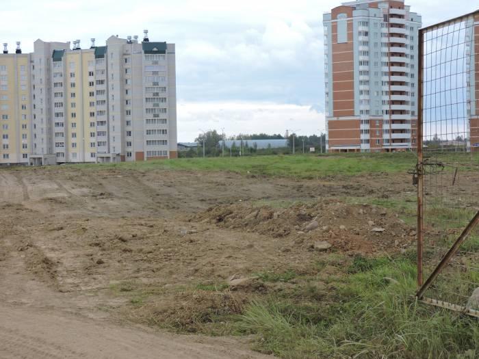 витебск, билево, школа, стройка