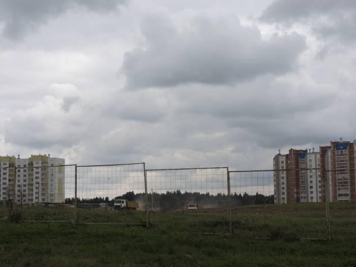 витебск, строительство, школа, Билево