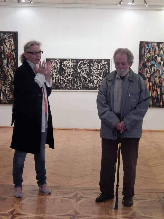 выставка Александра Соловьева