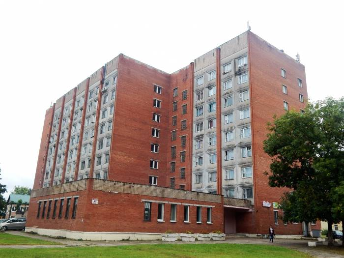 КИМ, общежитие