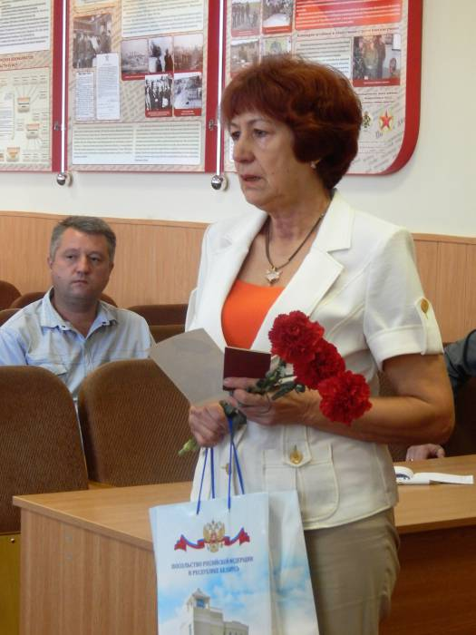 валентина юченкова,