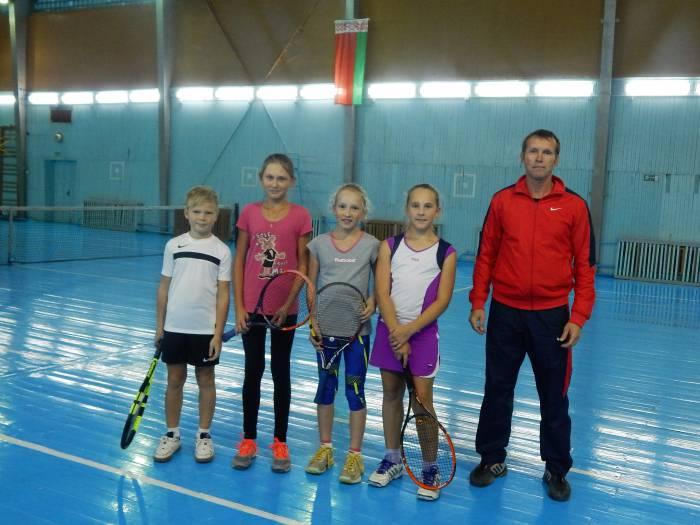 тренер, теннис
