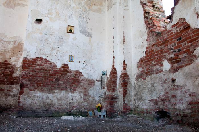 О православной вере здесь не забывают до сих пор. Фото Анастасии Вереск