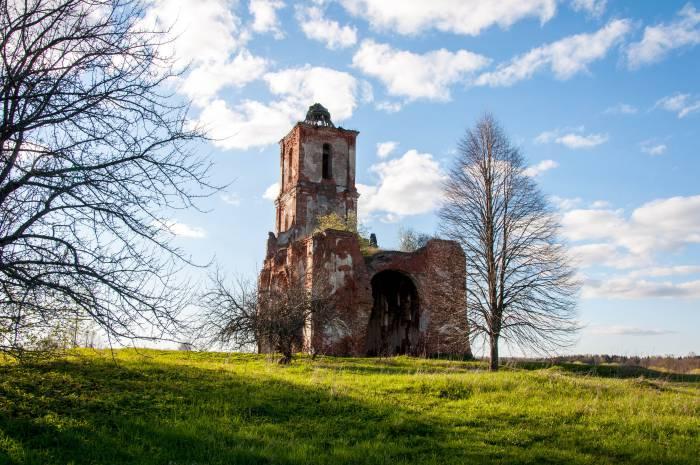 Свято-Троицкая или Белоцерковская троицкая церковь. Фото Анастасии Вереск