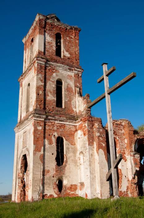 Свято-Троицкая церковь. Фото Анастасии Вереск