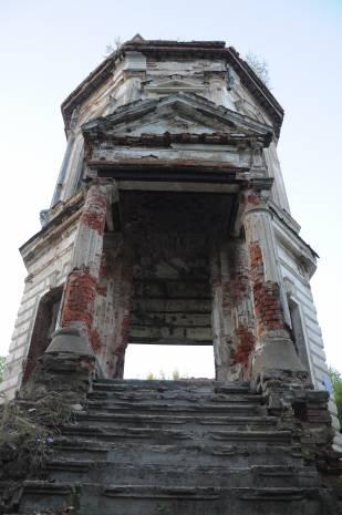 Башня. Фото Анастасии Вереск
