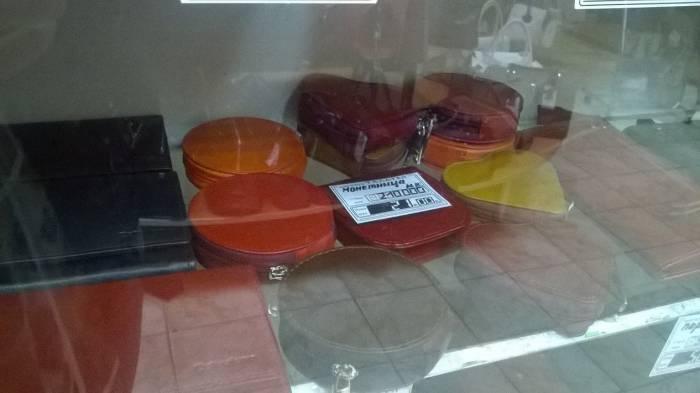 """В магазине """"Галатея"""" можно купить монетницу-коробочку из кожи за 21 рубль. Фото Анастасии Вереск"""