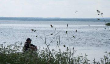 Рыбалка в Новолукомле. Фото Анастасии Вереск
