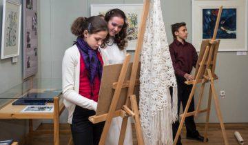 25 лет Дому-музею Марка Шагала, праздничное мероприятие