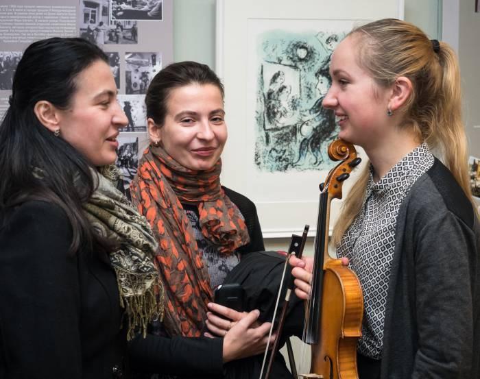 юбилей музея Марка Шагала