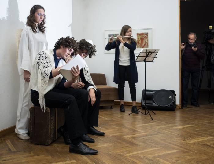 юбилей дома-музея Марка Шагала