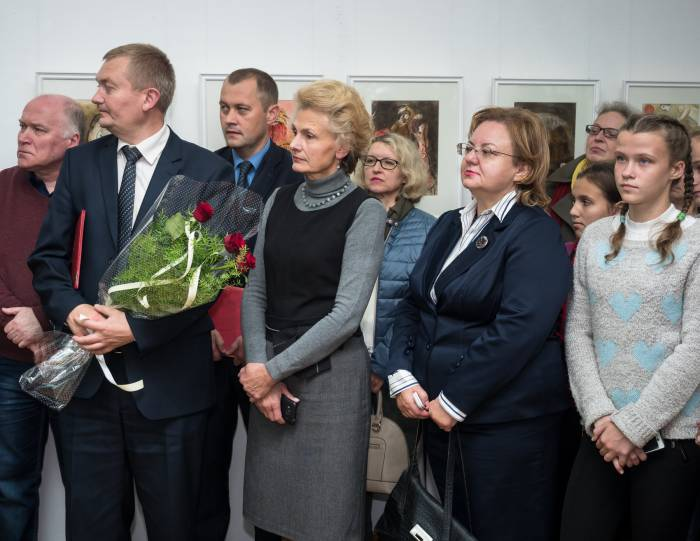 25 лет музею Марка Шагала