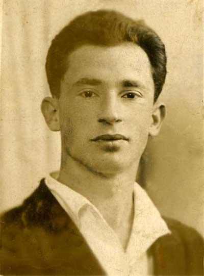 Хаим Лившиц. 1935 год. Фото chaimilivchitz.com