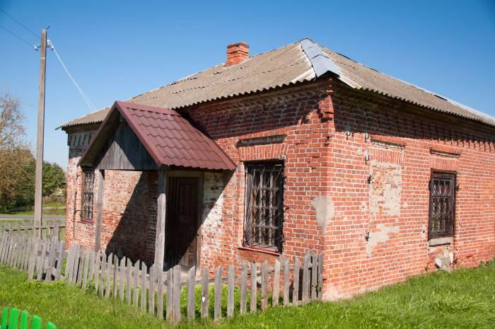 Здание бывшей пожарной части. Фото Анастасии Вереск