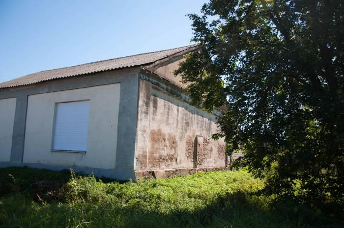 Это здание когда-то было местной синагогой. Фото Анастасии Вереск