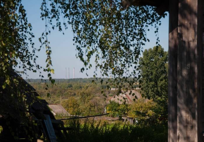 Современный черейский пейзаж. Фото Анастасии Вереск
