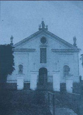 Так выглядел храм раньше. Фото Анастасии Вереск