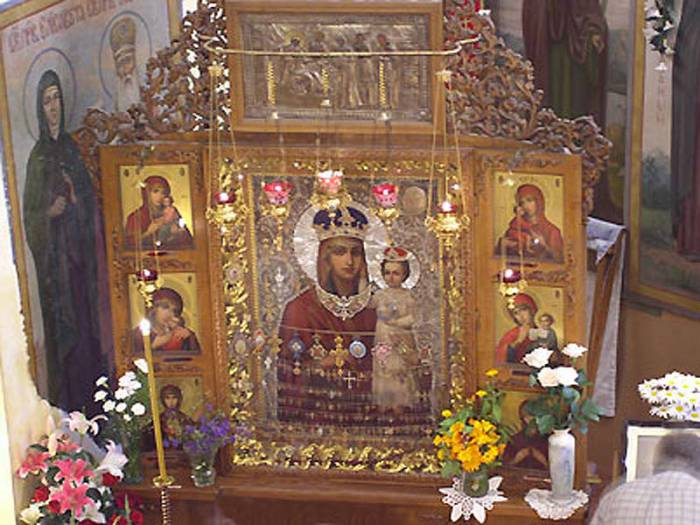 """Много чудес приписывают иконе Богоматери """"Призри на смирение"""". Фото pocdk.ru"""