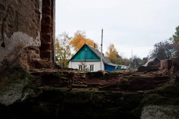 Вид из окна. Фото Анастасии Вереск