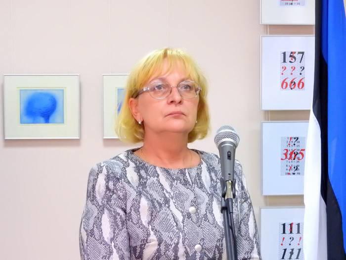 Мерике Кокаев, посол Эстонской Республики в Беларуси