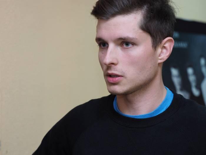 Кирилл Балтруков, танцор, современная хореография