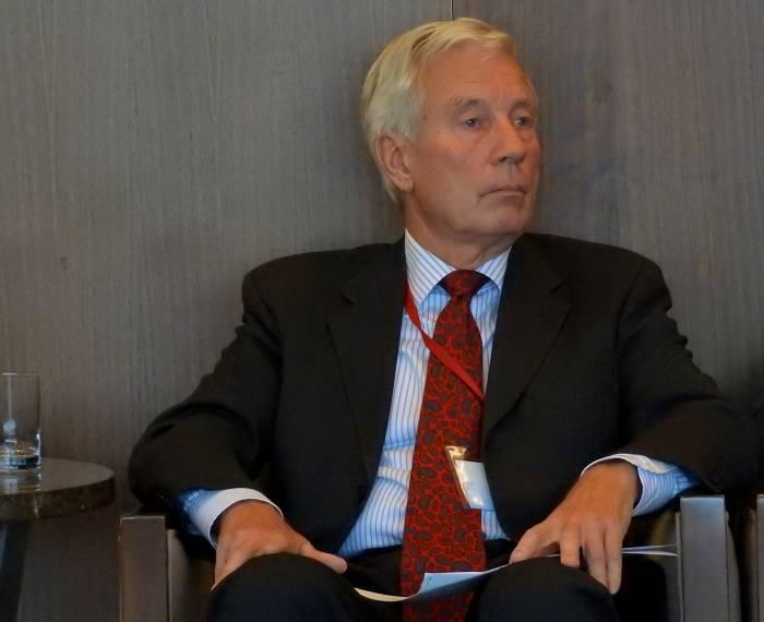 Мартин Вукович - заместитель директора «Диалог Европа-Россия», бывший посол Австрии в России